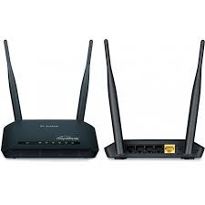 D-LINK Wireless N 300 Cloud Router [DIR-605L]